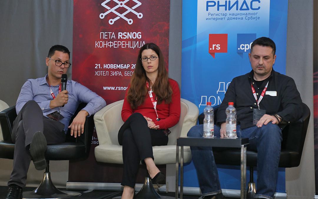 Одржана Пета RSNOG конференција