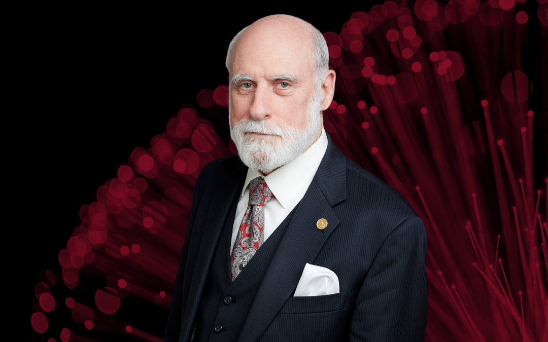 Vint Serf on the Sixth RSNOG